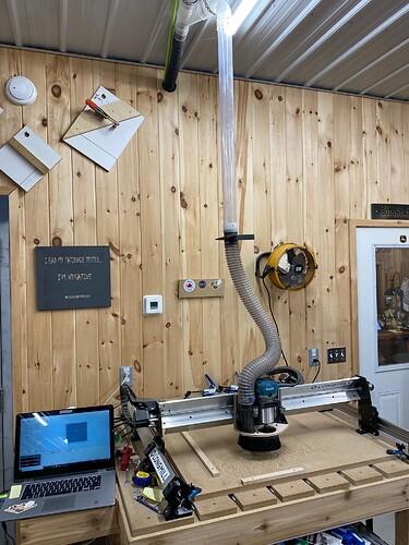 Longmill Dust System