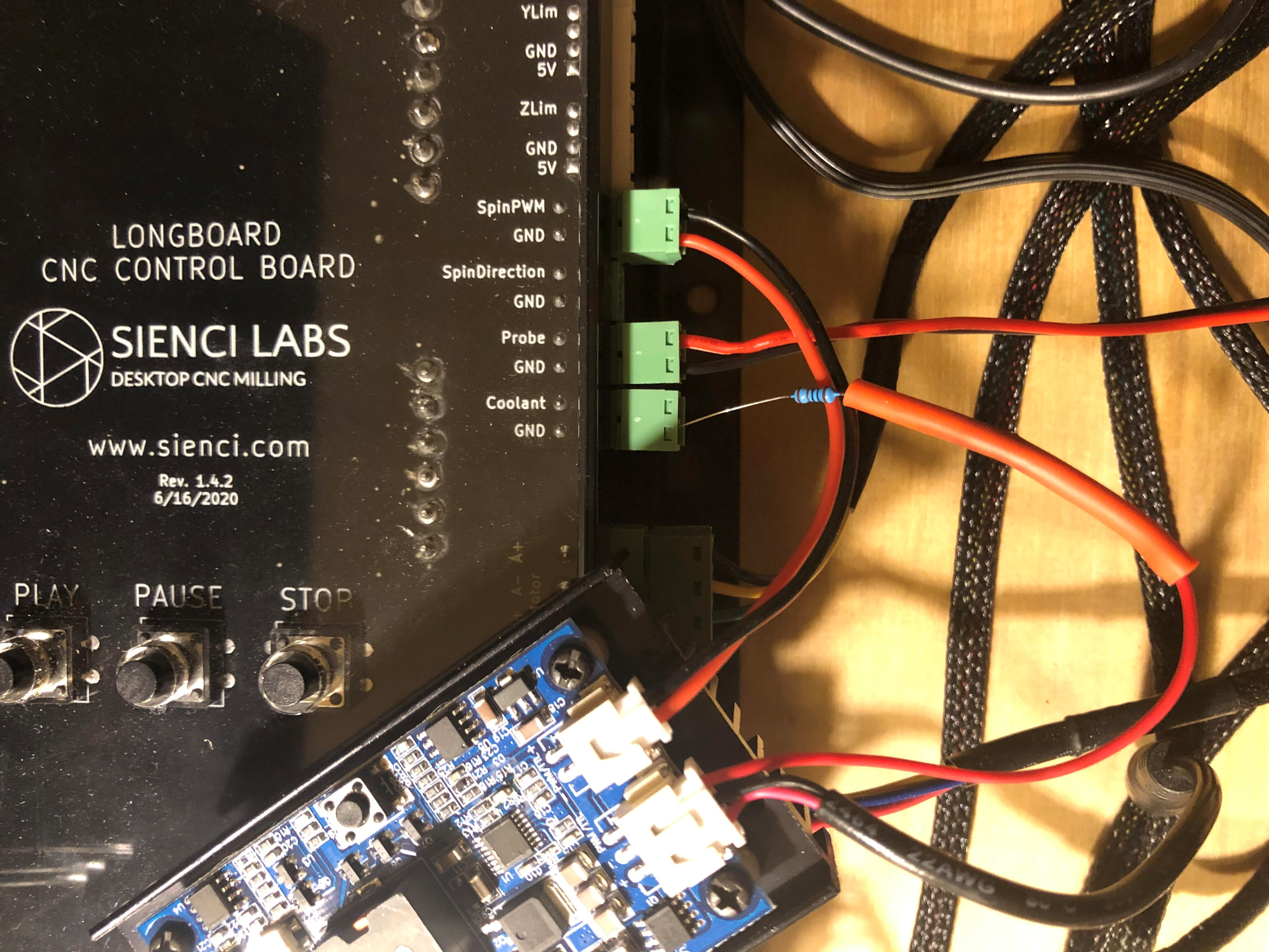 Laser-to-Longmill